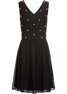 Платье вечернее с бусинами Bonprix