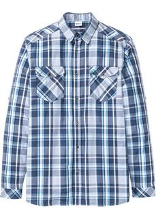 Рубашка Regular Fit с длинным рукавом Bonprix