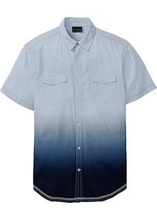 Рубашка с коротким рукавом Slim Fit Bonprix