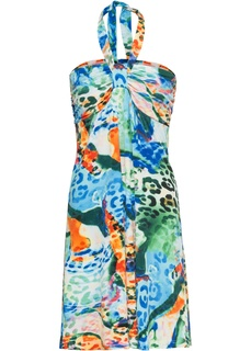 Платье с ярким рисунком Bonprix
