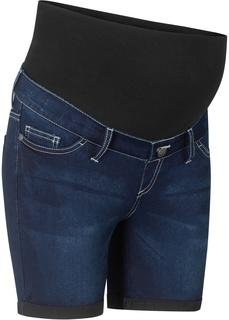 Шорты джинсовые для беременных Bonprix