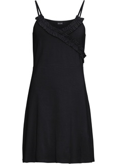 Платье летнее с оборками, трикотаж Bonprix