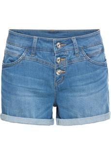 Шорты джинсовые Bonprix
