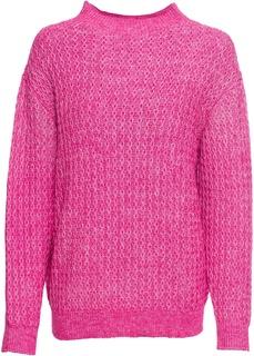 Пуловер фасона оверсайз Bonprix