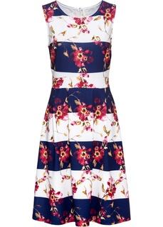 Платье летнее с принтом Bonprix