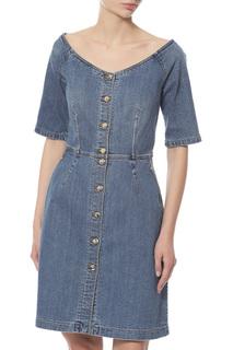 Платье джинсовое Alexander Terekhov