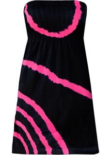 Пляжное платье бандо Bonprix