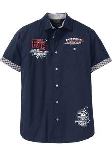 Рубашка с коротким рукавом Bonprix
