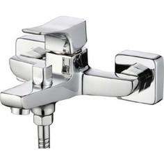 Смеситель для ванны Kaiser Clever с душем, хром (76022)