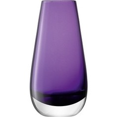 Ваза в форме бутона 14 см фиолетовая LSA International Flower Colour (G732-14-815)
