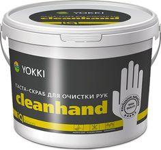 Паста-скраб для очистки рук YOKKI Cleanhand 0,55л