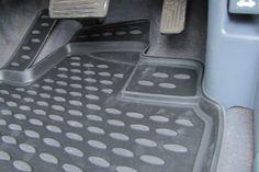 Коврики в салон автомобиля Element, для Honda Odyssey RA6 JDM 12/1999-09/2003, 3 ряда, 5 шт