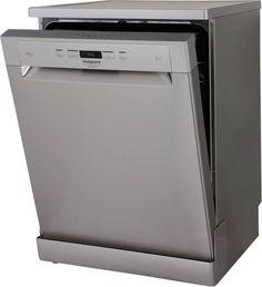 Посудомоечная машина Hotpoint-Ariston HFO 3C23 WF X, серебристый