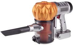 Автомобильный пылесос PROFFI c 3-мя насадкам, удлинителем шланга + подушка декоративная 25х25 см, оранжевый