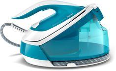 Парогенератор Philips PerfectCare Compact Plus, GC7920/20, белый, голубой