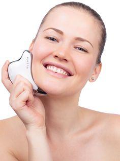 Микротоковый массажер для лица и тела OLZORI D-LIFT, для лифтинга кожи