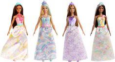 "Кукла Barbie ""Волшебные принцессы"", FXT13"