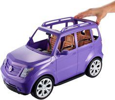 Barbie Внедорожник для куклы