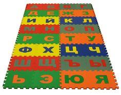 Развивающий коврик Экопром Русский алфавит