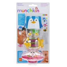"""Игрушка для ванны Munchkin """"Пирамидка 3в1"""""""