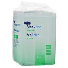 """Одноразовые впитывающие пеленки """"Molinea (Молинеа) Normal"""", 60 см х 90 см, 30 шт Paul Hartmann,Molimed"""