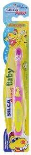 Silca Putzi Зубная щетка Baby от 1 до 6 лет цвет в ассортименте