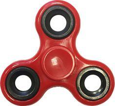 PlayLab Спиннер цвет красный