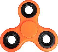 PlayLab Спиннер цвет оранжевый