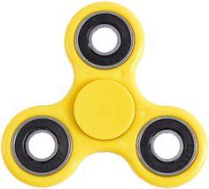 Fidget Spinner Спиннер цвет желтый
