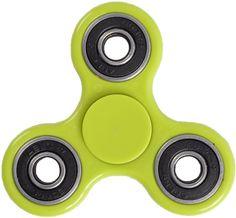 Fidget Spinner Спиннер цвет зеленый