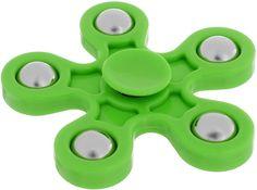 Спиннер зеленый в подарочной коробке OZON.ru