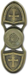 Pocket Nature Спиннер цвет бронзовый