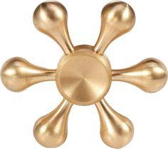 TipTop Спиннер-экзотика Молекула цвет золотистый ВР-00000899