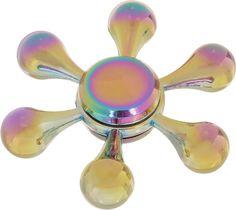 TipTop Спиннер-экзотика Молекула цвет радужный