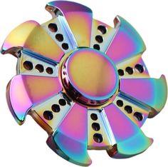 TipTop Спиннер-экзотика Колесо цвет радужный ВР-00000947