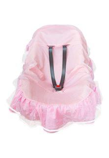 Пеленка текстильная Сонный гномик Фламинго