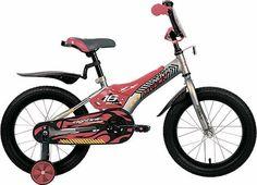 """Велосипед детский Novatrack Flightline, колесо 16"""", рама 10,5"""", 167FLIGHTLINE.GR9, серый"""