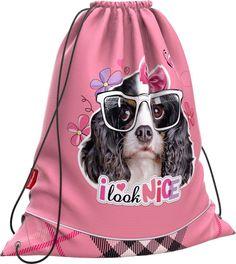 Мешок для обуви ErichKrause Clever Dog, 36,5 х 44 см