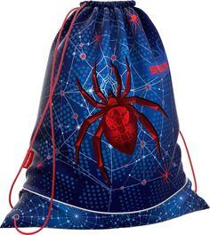Мешок для обуви ErichKrause Spider, 36,5 х 44 см