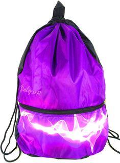 Мешок для обуви UFO People, цвет: фиолетовый. 5178