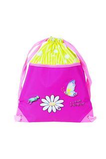 Мешок для сменной обуви Schneiders Lovely flower, 49486-052, розовый