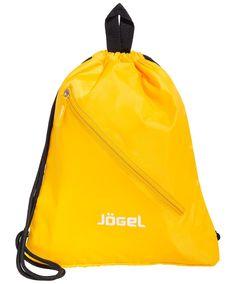Мешок для сменной обуви Jogel JGS, желтый