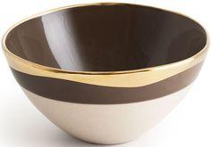 "Пиала Rosanna ""Bowl Dark Grey"". 96914"