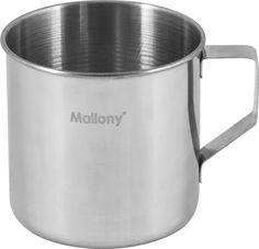 Кружка Fonte, с загнутыми краями, матовая, 500 мл Mallony
