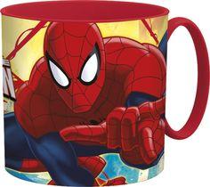 """Кружка Stor """"Человек-паук Красная паутина"""", 33444, красный, 265 мл"""