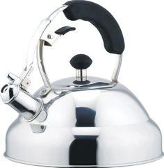 "Чайник металлический Bekker ""De Luxe"", 2,6 л. BK-S402"