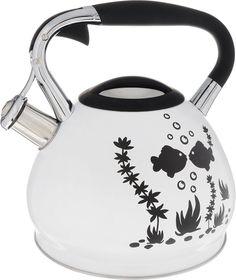 "Чайник Bekker ""Premium"", со свистком, 3 л. BK-S594"