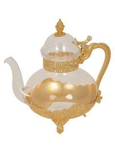 Чайник заварочный MARQUIS 7145-MR, золотой