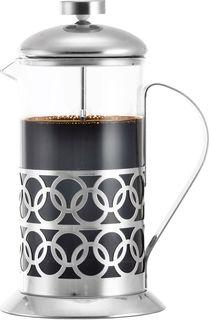 Чайник Bekker, BK-7676, серебристый, 800 мл