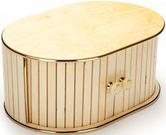 """Хлебница деревянная """"Mayer & Boch"""", 44 х 30 х 19 см. 23214-114"""